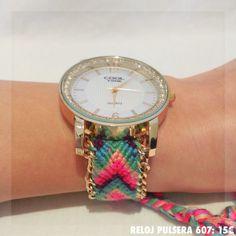 Reloj Pulsera 607