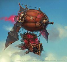 Skylanders: Swap Force -- Concept Art