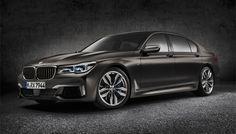 Nouvelle BMW M760Li xDrive.