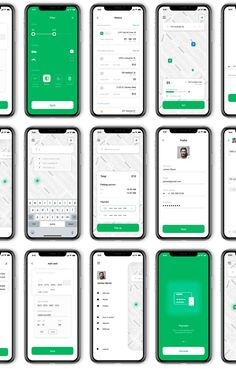 — Mobile App on Behance ParkMe! — Mobile App on Behance Ios App Design, Mobile Ui Design, Android App Design, Mobile Application Design, Android Apps, Android Watch, Design Responsive, Page Web, Iphone App Layout