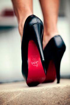Gorgeous Louboutins @styleestate