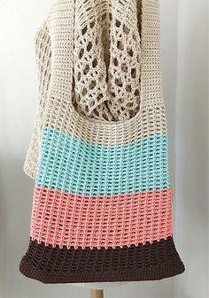 Crochet Crop Top, Knit Crochet, Mochila Crochet, Patron Crochet, Crochet Handbags, Macrame, Diy And Crafts, Straw Bag, Tote Bag