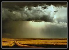 Road Into The Storm