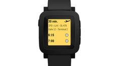 Pebble smartwatch with color display leaks ahead of announcement