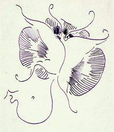 Whistler's butterfly signature developed over many years. At the time of the Whistler v. Ruskin trial he added a sting to its tail and when he married in 1888 he attached a trefoil for luck.