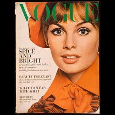 Jean Shrimpton ~ Vogue UK, August 1967