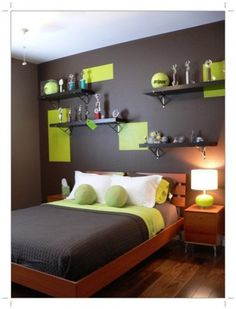 green-grey combination !