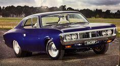 Chrysler by Chrysler Coupe Chrysler Coupe, Chrysler Cars, Australian Muscle Cars, Aussie Muscle Cars, Chrysler Valiant, Old School Muscle Cars, Mopar Or No Car, Aussies, Plymouth