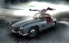 Making Of 'Mercedes-Benz 300SL (1955)