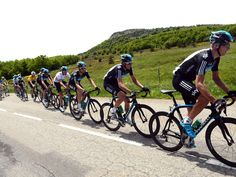 Team Sky | Pro Cycling | Photo Gallery | Dauphine stage two gallery | Danny Pate