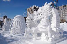 Benvenuti al bellissimo #Festival della #Neve di #Sapporo!
