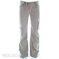 Himalayan Hipster Womens Cargo Pants 45062 - Cotton Premium Quality Ladies Combat, X-Large& Sunset Shadow Grey Cargo Pants Women, Cargo Jeans, Pants For Women, Ladies Pants, Office Fashion Women, Black Women Fashion, Womens Fashion, Ladies Fashion, Fashion Fashion