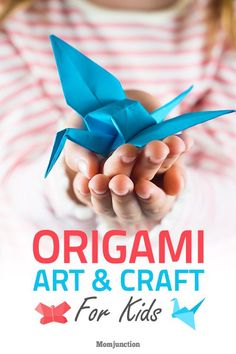 Top 15 Paper Folding Or Origami Art & Craft For Kids