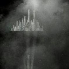 Sky City Flash Gordon 1936