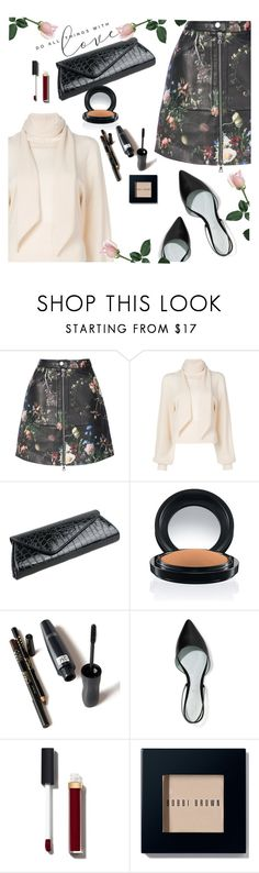"""""""Christmas Wishes"""" by juliehooper ❤ liked on Polyvore featuring ADAM, Chloé, Marc Jacobs, Chanel, Bobbi Brown Cosmetics, polyvoreeditorial and christmaswishes"""