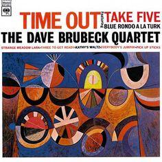 Dave Brubeck Quartet - Time Out 200g 45RPM 2LP