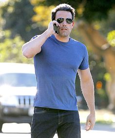 Ben Affleck Looks Hot, Buff: Batman Star: Pictures - Us Weekly