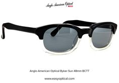 Anglo American Optical Byker Sun 48mm BCTT 21st, Sunglasses, American, Style, Swag, Sunnies, Shades, Outfits, Eyeglasses