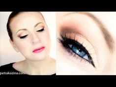 ▶ Prom Makeup Tutorial (For All Types of Dresses) - YouTube