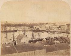 Circular Quay, Sydney NSW. Before 21/12/1880