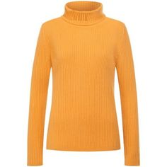 (The Mercer) N.Y. Cashmere-Pullover - Goldgelb (34, 36, 38, 40, 42, 44)