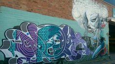 #Streetart #Brighton #paintedcity #Brightongraffiti #graffiti