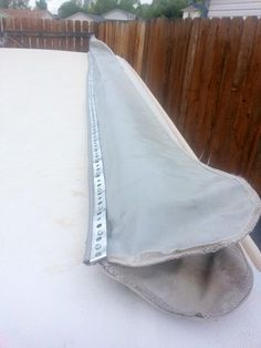 Replacement awning bag from Bear Creek Canvas (with pics ...