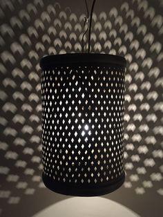 Mexican Weave Lantern