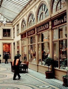 """Legrand Is one of the great wine stores in Paris. I also love the cafe for lunch""...Ina Garten!"