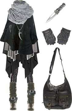 Top Gothic Fashion Tips To Keep You In Style. As trends change, and you age, be willing to alter your style so that you can always look your best. Consistently using good gothic fashion sense can help Dark Fashion, Gothic Fashion, Emo Fashion, Ladies Fashion, Modern Witch Fashion, Winter Fashion, Feminine Fashion, Fasion, Womens Fashion
