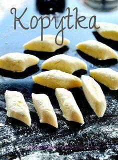 Kuchnia Doroty: Kopytka