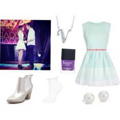 Violetta 3 Underneath It All By Vikitoria200 Liked On Polyvore Featuring J Brand Dorothy