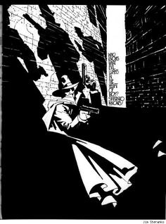 Shadow by Steranko
