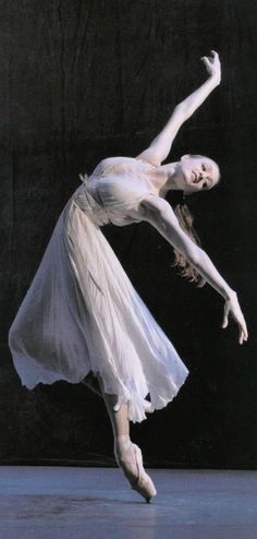 Gillian Murphy of the American Ballet Theater and the Royal New Zealand Ballet.