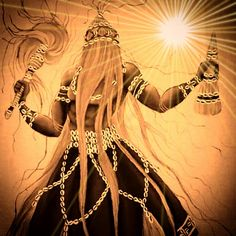 Pai Omolú, O Sr. da Terra e o Orixá do Sol.