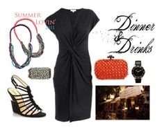 Need ideas for summer accessories for a LBD.