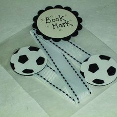 Soccer Craft Ideas