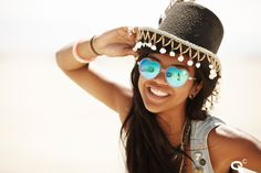 Street Style You Have To See: First-Ever Burning Man Edition   StyleCaster