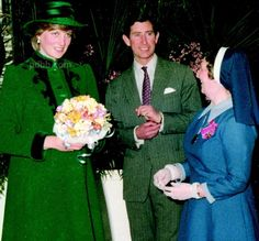 30 March 1982 Charles and Diana visit St Gemma's Hospice in Leeds Yorkshire The Last Princess, Prince And Princess, Princess Charlotte, Royal Princess, Lady Diana, Prince Charles And Diana, Prinz Charles, Diana Spencer, Lady Spencer