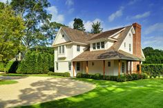 Shingle style hybrid