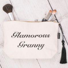 Glamourous Granny Make up Bag - Blix Magazine