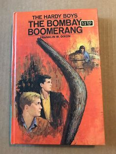 The Hardy Boys The Bombay Boomerang 1970 | eBay