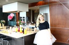 How To Throw a La Vie En Rose inspired Bridal Shower #Paris #Parisian #BridalShower