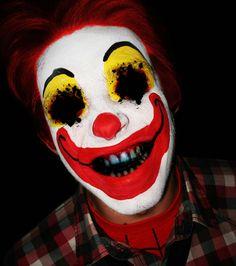 clowns scary | Captain Dan's Blog