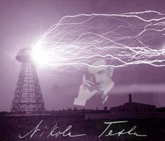 Tesla & Hammond were the first one to come up with a tower of energy and communication