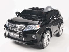 magic cars big electric lexus ride on car suv rc truck for kids