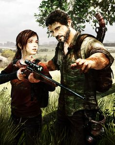 The Last Of Us - PS3 exclusive - BEST GAME OF THE YEAR!!