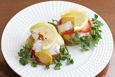 Dietetyczna galaretka rybna