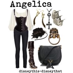 """Angelica"""