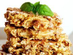 Kuchnia w wersji light: Dietetyczne placki owsiane